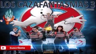 DESCARGAR LOS CAZAFANTASMAS 3: ESPAÑOL LATINO [MEGA]