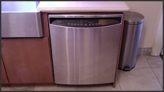 GE Profile Dishwasher Maintenance