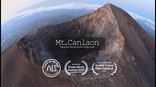 Kanlaon Volcano(Canlaon) Aerial shoot