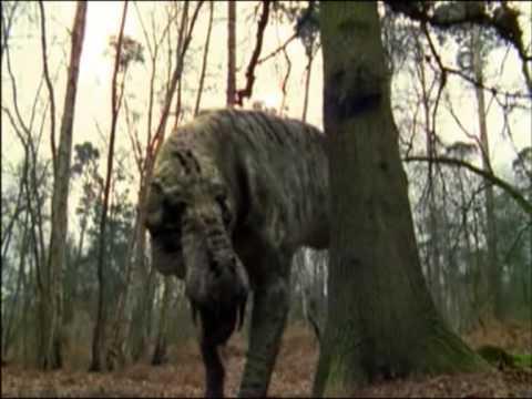 Primeval Creatures Gorgonopsid