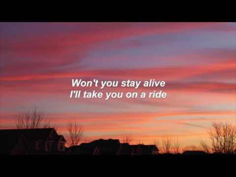 Lovely - twenty one pilots | lyrics