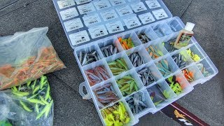 3 Top Performing Crappie Plastics That Work Everywhere