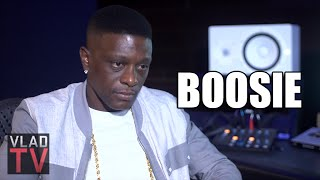 Boosie on Selling Crack at 14, Making More Money in Drugs Than Music Til