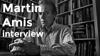 Martin Amis interview on Charlie Rose (1995)