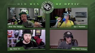 Ep 1 Old Men Of OpTic Podcast