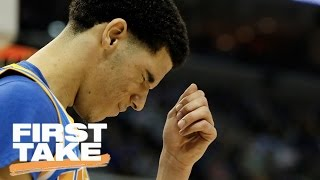 Should Lakers Pass on Lonzo Ball? | First Take | May 18, 2017