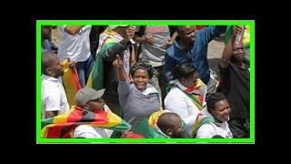 News-Zimbabwes ruling Party to fire mugabe on Sunday-the source