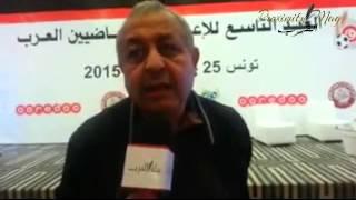 المعلق القدير رضا العودي يتحدث لمجلة القرب عن شبيبة القيروان و جيل 76.