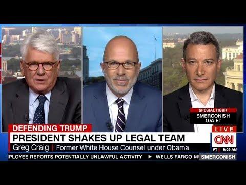 TRUMP Self Pardon Could Lead To Impeachment Constitutional Crisis