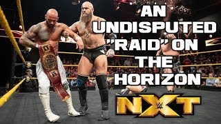 WWE NXT 8/29/18 Full Show Review & Results: UNDISPUTED VS RICOCHET & PETE DUNNE!