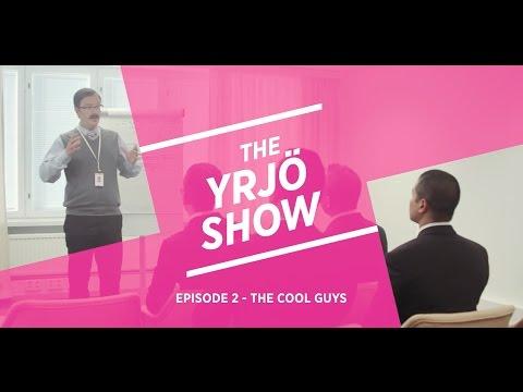 The Yrjö Show / Season 2 / Episode 2: The Cool Guys - André Wickström