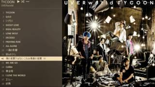 UVERworld TYCOON 全曲試曲ムービー