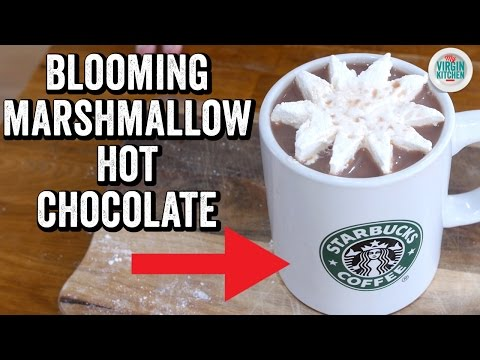 Xxx Mp4 BLOOMING MARSHMALLOW HOT CHOCOLATE 3gp Sex