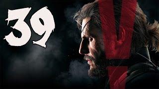 Metal Gear Solid V: Phantom Pain - Gameplay Walkthrough Part 39: The Devil's House