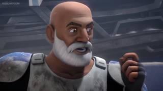 Star Wars Rebels: Rex, Kanan, Ezra vs Battle Droids
