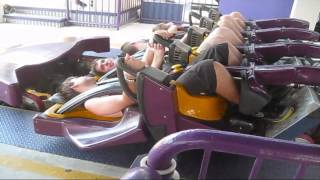 Batwing off-ride | Six Flags America