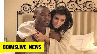 Ray J Disses Kim Kardashian and Kanye West on Song