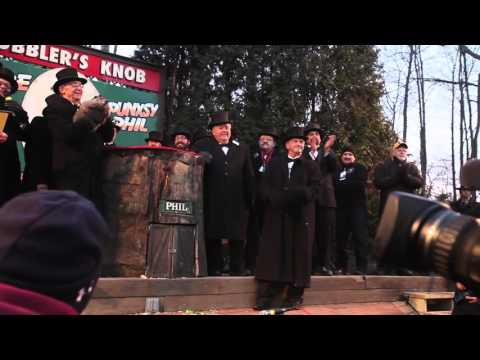 Groundhog Day 2016 Watch Punxsutawney Phil s prediction