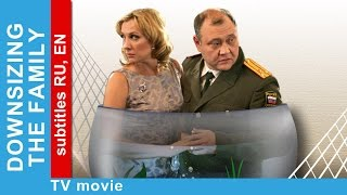Downsizing the Family. Russian Movie. Comedy Melodrama. English/Russian Subtitles. Star Media