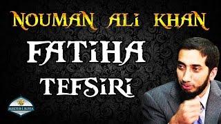 Fatiha Suresi Tefsiri [Nouman Ali Khan] [Türkçe Altyazılı | Mekteb-i Suffa] [Türkçe Altyazılı]