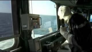 Entrainement des frégates de défense aérienne