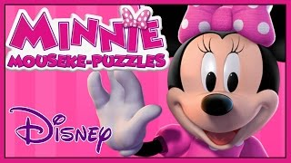 Disney Minnie Mouseke Puzzles App - Fun Games For Girls