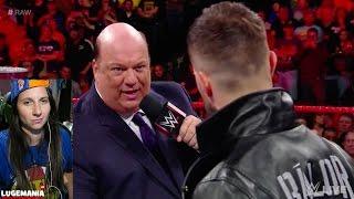 WWE Raw 5/22/17 Finn Balors message to Brock Lesnar