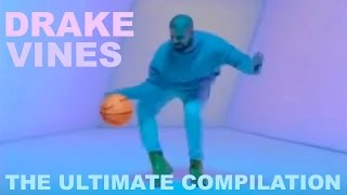 "DRAKE ""Hotline Bling"" VINES: The Ultimate Compilation!"