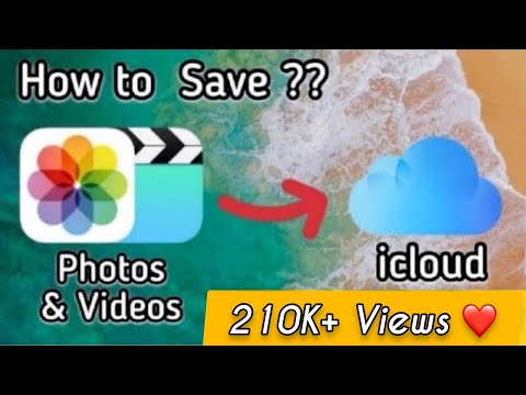 Xxx Mp4 How To Save Your Photos Videos In Icloud Hindi Urdu Tutorial For All Ios Devices 3gp Sex