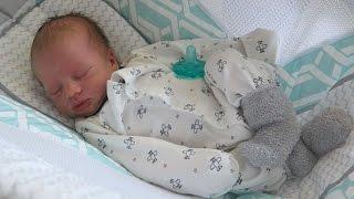 BABY BOY IS BORN!
