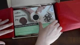 Bean Box Unboxing
