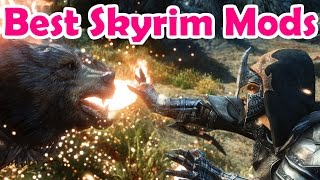 Best Skyrim Mods Of All Time (2016)