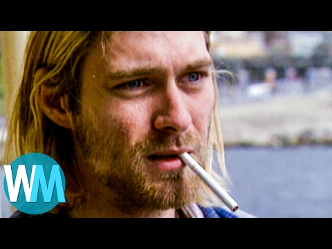One of Kurt Cobain s Final Interviews Incl. Extremely Rare Footage