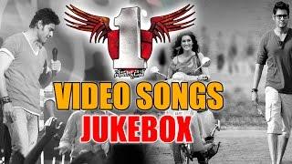 1 Nenokkadine Tamil Movie Video Songs Jukebox || Mahesh Babu, Kriti Sanon, DSP