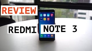 Redmi Note 3 Review