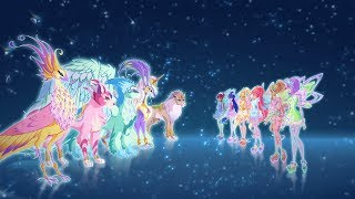 Winx Club - Saison 7 Épisode 14 - Transformation Tynix - [CLIP]