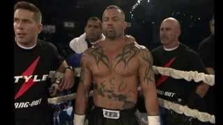 Bob Sapp vs Kimo - fight video (k-1, mma, muay thai fighting, 2013 year)