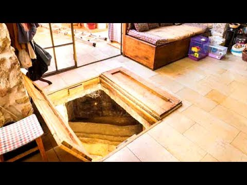 Woman That Ripped Up Her Carpet Comes Face To Face With Her House's Enigmatic Past