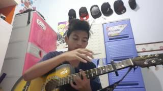 Steal My Girl - One Direction (Solo Guitar Fingerstyle Cover) Gareth Evans Arrangement