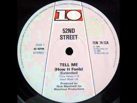 52nd Street Tell Me Extended Vers.