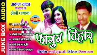 FAGUN TIHAR - फागुन तिहार - Arun Yadav - Faag Geet - Audio Jukebox  - Folk Song