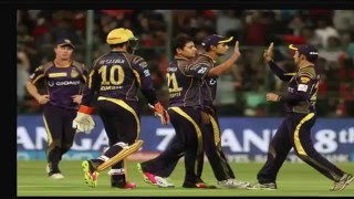 IPL 2016 Highlights :RCB vs KKR Highlights-KKR won by 5 wickets