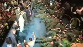 Benny Hinn - 'FIRE' Falling on Military Personnel
