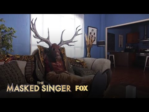 Xxx Mp4 The Clues Deer Season 1 Ep 3 THE MASKED SINGER 3gp Sex