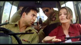 Bollywood Movie - Khakee - Drama Scene - Akshay Kumar - Aishwarya Rai - Shekhar Blows His Own Horn