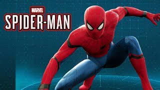 Spider-Man Ps4 - Homecoming Spider-Man Suit Gameplay Showcase