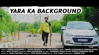 Background ( Full Vedio Song ) | Harsh Chhikara | Yogesh Dahiya | Sonika Singh | Vicky Rapper