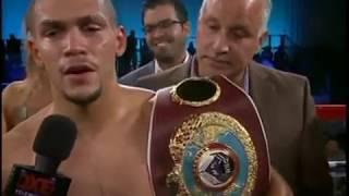 Sammy Valentin vs. Alejandro Barbosa- WBO Inter-Continental Welterweight Title- 11/3/17