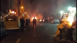 🚨Iran Anti-Government Protests Day 5 - LIVE BREAKING NEWS COVERAGE 1/1/18