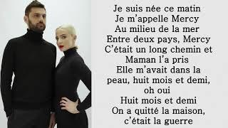 Madame Monsieur ~ Mercy ~ Lyrics